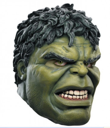 The Avengers Hulk Mask