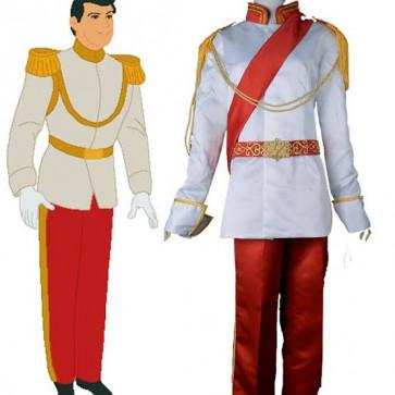 Prince Charming Classic Cinderella Cosplay Costume