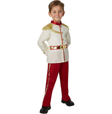 Official Disney Prince Charming Boys Costume