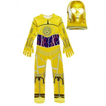 Boys C-3PO Star Wars Costume
