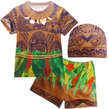 Boys Maui Costume