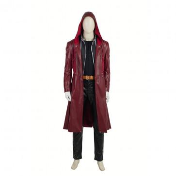 Full Metal Alchemist Edward Elric Cosplay Costume