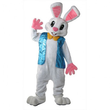 Giant Easter Bunny Rabbit Mascot Costume