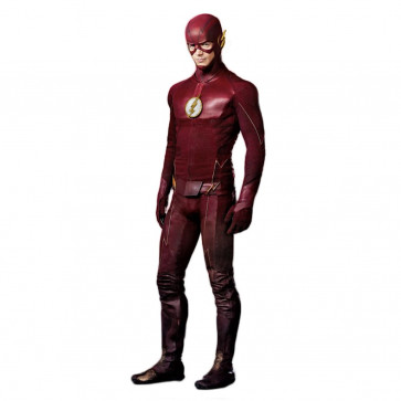 Flash Complete Cosplay Costume