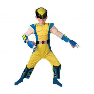 Boys Wolverine Costume