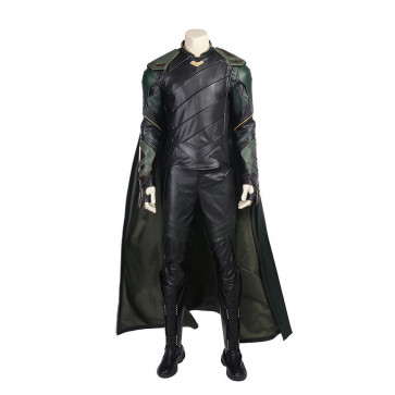 Loki Battle Complete Cosplay Costume