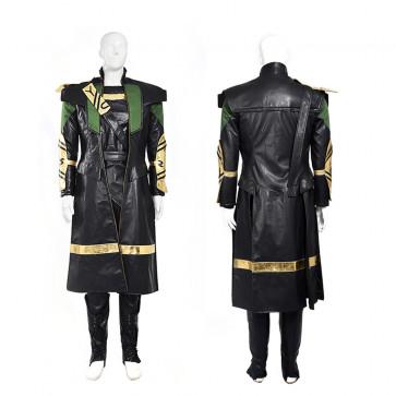 Loki Complete Cosplay Costume