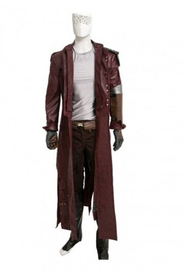 Star Lord Guardians of the Galaxy Cosplay Costume