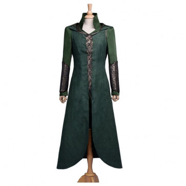 Hobbit Tauriel Official Cosplay Costume