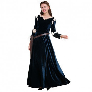 Brave Merida Complete Cosplay Costume