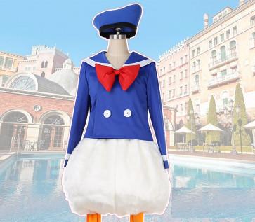 Donald Duck Costume Suit