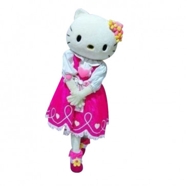 Giant Hello Kitty Mascot Costume