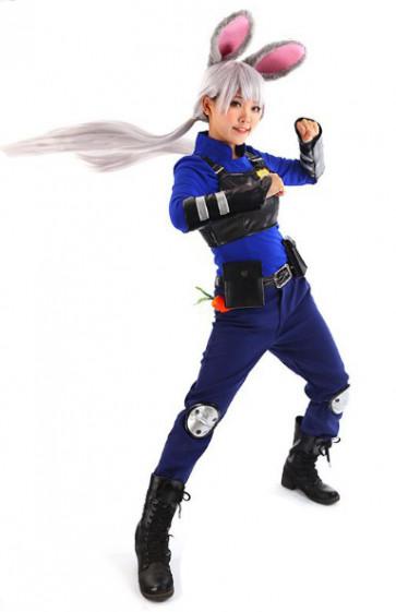 Judy Hopps Zootopia Complete Cosplay Costume