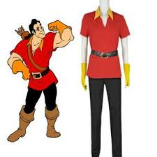 Gaston Cosplay Costume