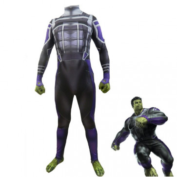Hulk Endgame Lycra Costume