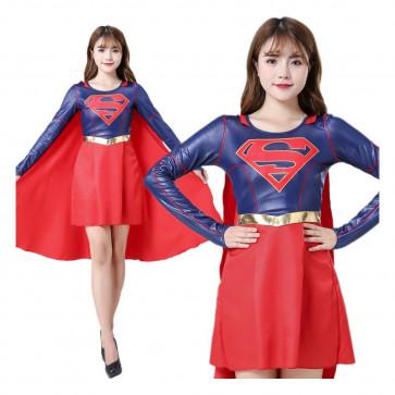 Supergirl Women's Costume