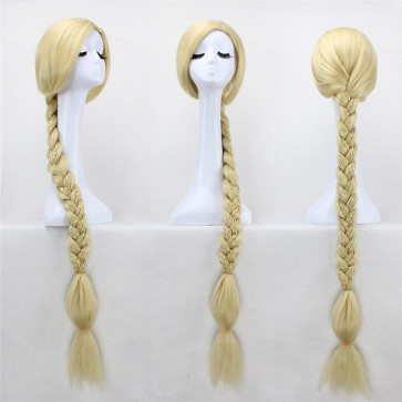 Rapunzel Hair Wig Cosplay