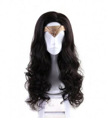Wonder Woman Hair Cosplay