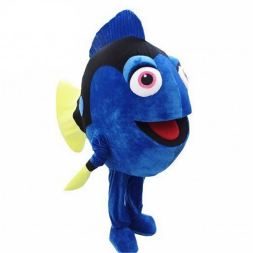 Giant Dory Cosplay Halloween Costume Mascot
