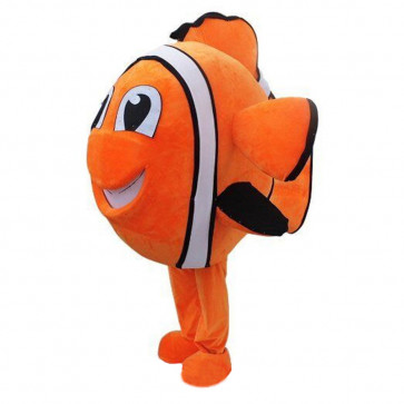 Giant Nemo Cosplay Halloween Costume Mascot