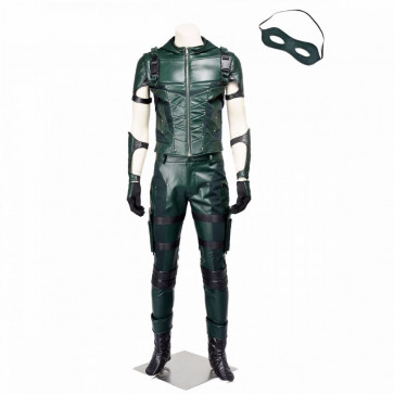Official Arrow Mask Style Cosplay Costume