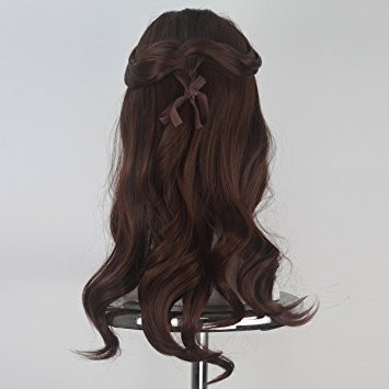 New Belle Hair Wig Cosplay
