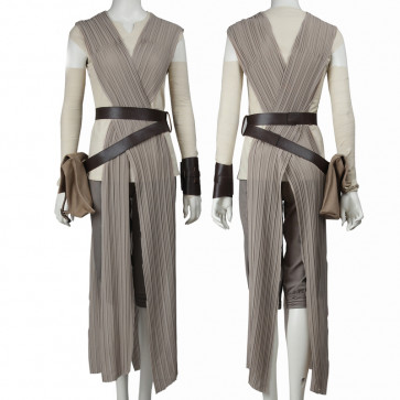 Rey Official Star Wars Complete Cosplay Halloween Costume