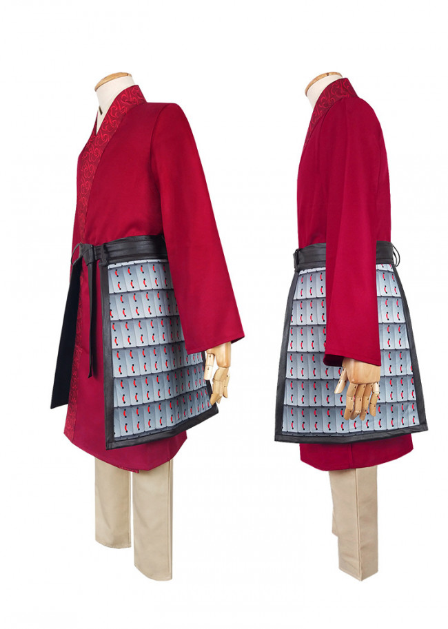 Mulan 2020 Cosplay Costume For Girls Costume Party World