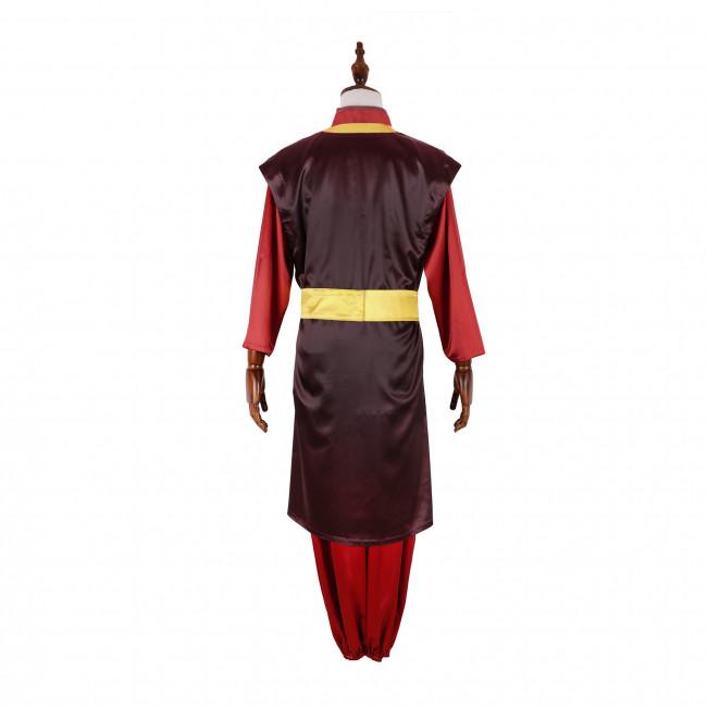 NEW!Zuko Cosplay Avatar The Legend of Korra Costume Comtom