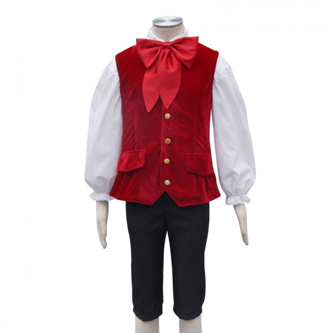 Lefou Beauty And The Beast Cosplay Costume Costume Party World