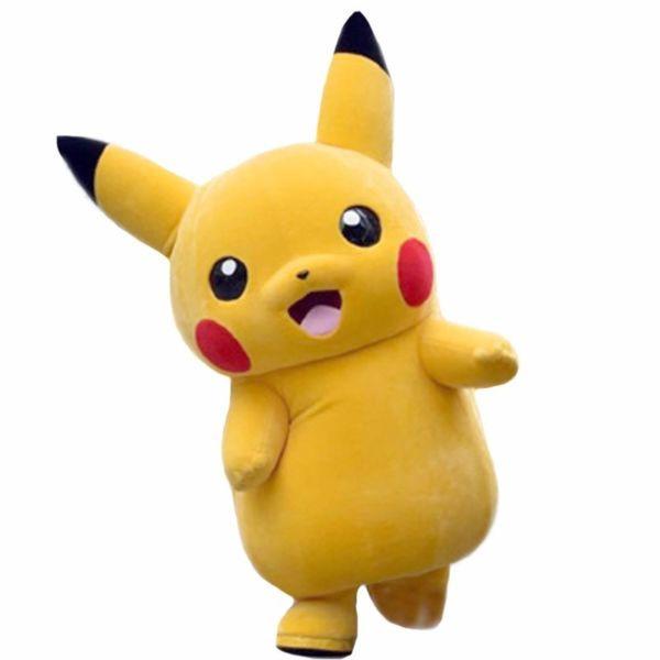Giant Pikachu Cosplay Halloween Costume  17d2481e3