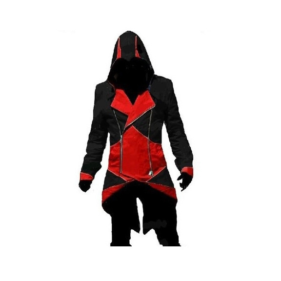 Assassin S Creed Hooded Robe Jacket Cosplay Costume Costume