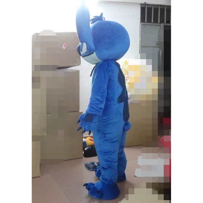 Flounder Stuffed Animal, Giant Stitch Mascot Costume Costume Party World