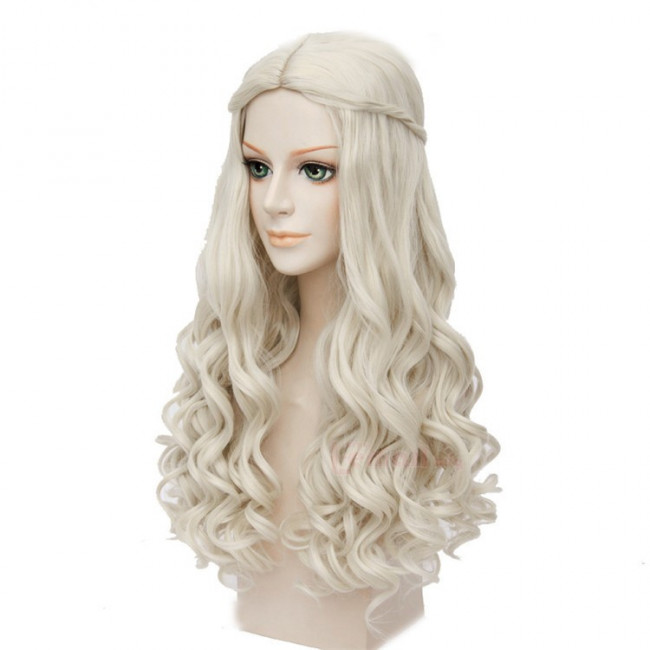 White Queen Alice in Wonderland Hair Wig  sc 1 st  Costume Party World & White Queen Alice in Wonderland Hair Wig | Costume Party World