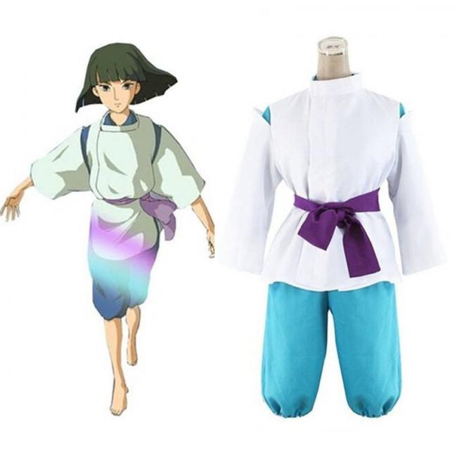 Spirited Away Haku Costume Costume Party World
