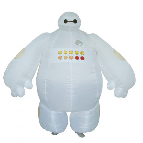 Inflatable Baymax Costume
