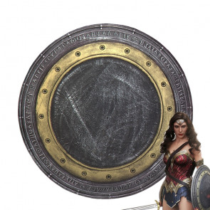Wonder Woman Shield 1 to 1 Cosplay Prop
