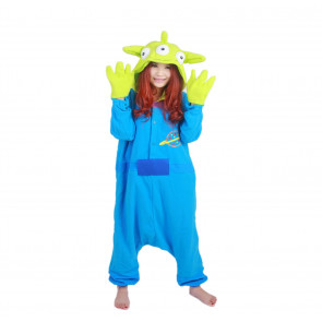 Toy Story Three Eyed Alien Costume