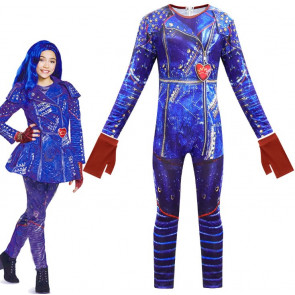 Evie Deluxe Descendants 2 Costume