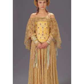 Padme Amidala Meadow Dress Costume