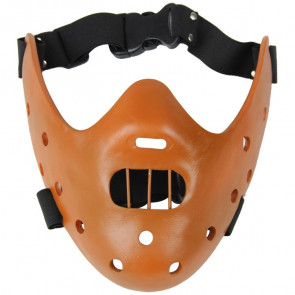 Hannibal Lecter Cosplay Costume Mask