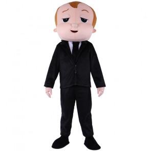 Giant Boss Baby Mascot Costume