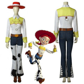 Toy Story Jessie Complete Cosplay Costume