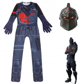 Fortnite Black Knight Cosplay Costume