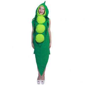 Three Pees In A Pod Costume
