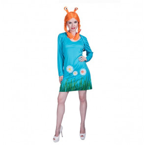 Women Snail Costume