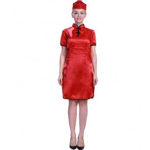 Women Flight Attendant Costume