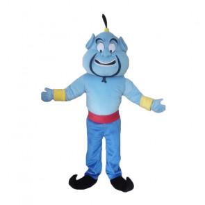 Giant Aladdin Genie Mascot Costume