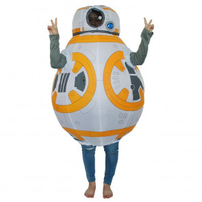 Kids Star Wars BB-8 Inflatable Costume