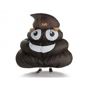 Inflatable Poop Costume